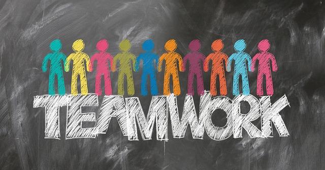 trabajo en equipo, optimizar el dinero.